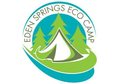 Eden Spring Eco Camp Logo