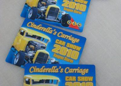 Cinderella's Carriage Dash Plaques