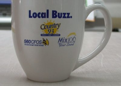 Custom Mug for the Dock