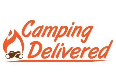 Camping Delivered Logo
