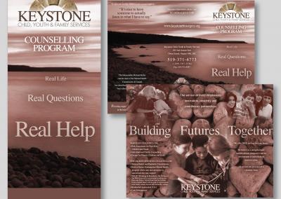 KeyStone Trifold Brochure