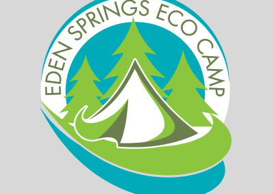 Eden Springs Eco Camp Logo
