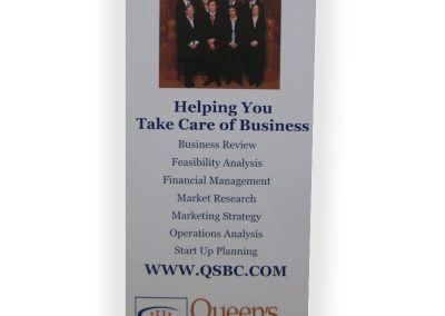 Queen Business Consulting Banner