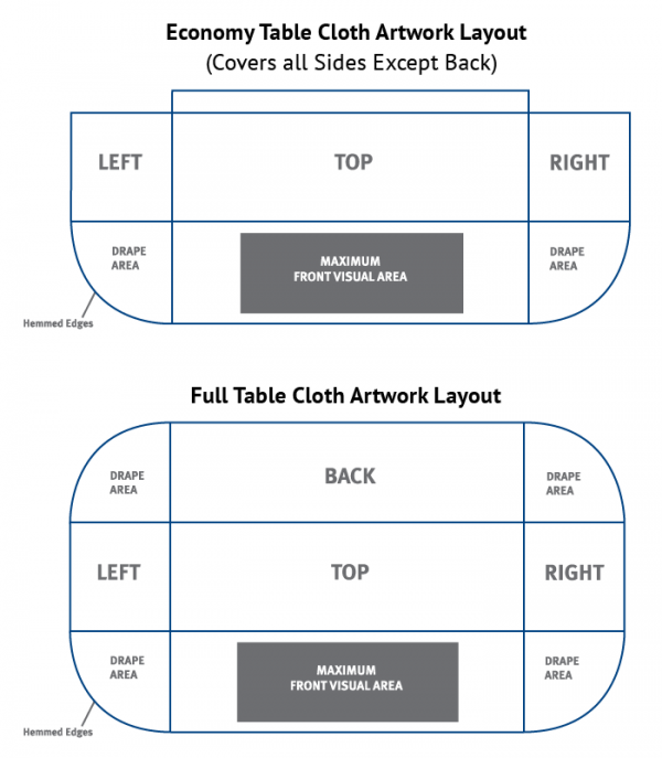 Table cloth Template