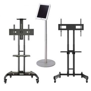 Portable TV & Tablet Stands